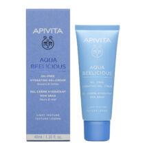 APIVITA AQUA BEELICIOUS Hidratló Light gél-krém zsíros/kombinált bőrre 40 ml