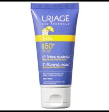 Uriage BABA Mineral fényvédő krém SPF50+ 50ml