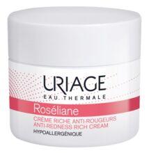 Uriage ROSÉLIANE RICHE krém kipirosodás/rosacea ellen 40 ml