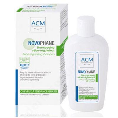 Novophane Sebo-Reguláló sampon