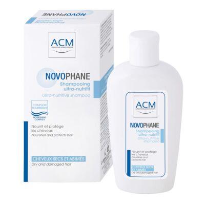 Novophane ultra tápláló sampon 100ml