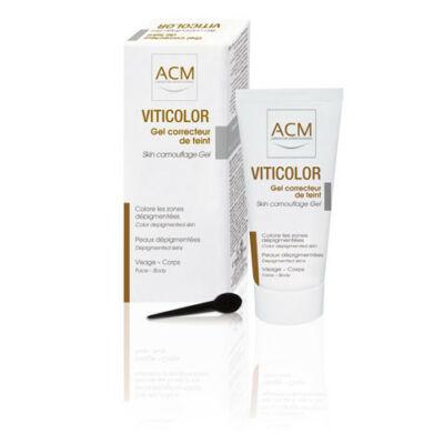 Viticolor gél vitiligós foltok elfedésére 50ml