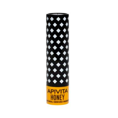 APIVITA Bio Ajakápoló stift mézzel 4,4 g