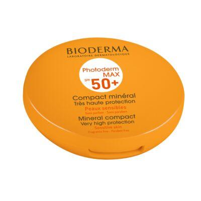 Bioderma Photoderm MAX kompakt púder SPF50+ világos