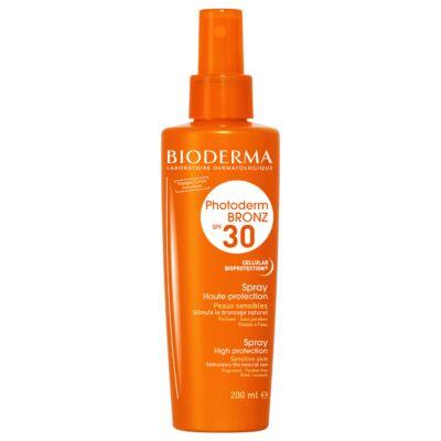Bioderma Photoderm Bronz Spray SPF30+ 200 ml
