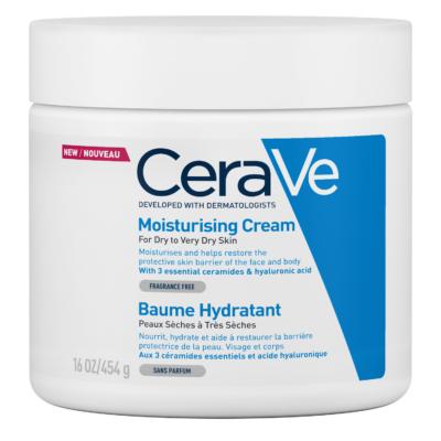 CeraVe hidratáló testápoló krém 454 gramm
