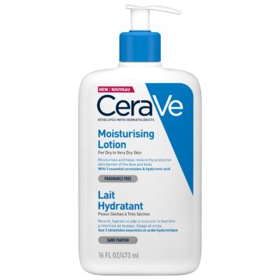 CeraVe hidratáló testápoló tej 473 ml