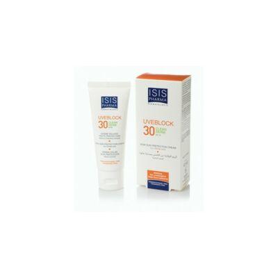Uveblock SPF30 Clean Derm fényvédő krém 40 ml