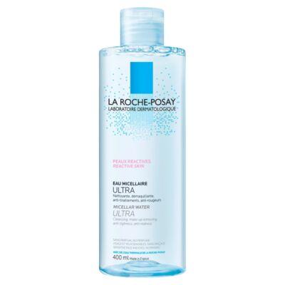 La Roche-Posay Ultra micellás arclemosó túlérzékeny bőrre 400ml
