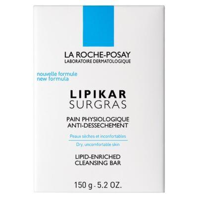 La Roche-Posay Lipikar Surgras szappan száraz bőrre 150g