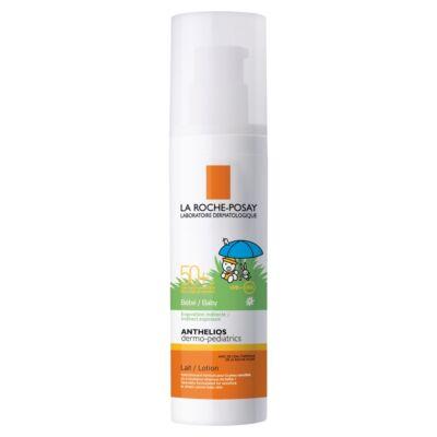 La Roche-Posay Anthelios Dermo-Pediatrics gyermek napvédő tej SPF 50+ 50 ml