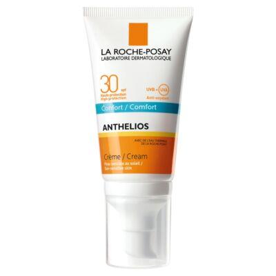 La Roche-Posay Anthelios komfortérzetet adó krém SPF 30 50 ml