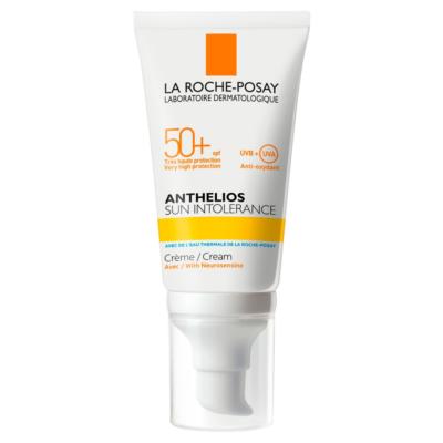 La Roche-Posay Anthelios illatanyagmentes napvédő krém napérzékenységre SPF 50+ 50 ml