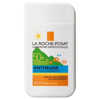 La Roche-Posay Anthelios Dermo-Pediatrics zsebbarát napozó SPF 50+ 30 ml