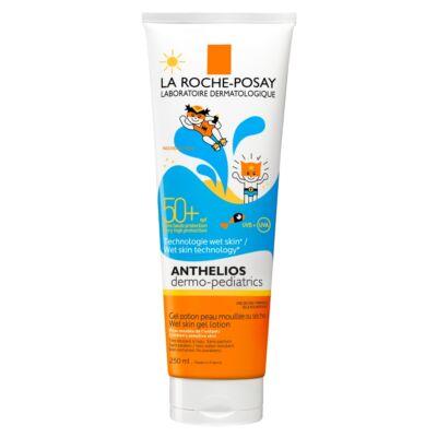 La Roche-Posay Anthelios Dermo-Pediatrics napvédő tej-gél gyermekeknek SPF 50+ 250 ml