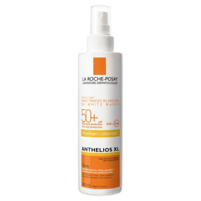 La Roche-Posay Anthelios XL ultra-könnyű spray SPF 50+ 200 ml