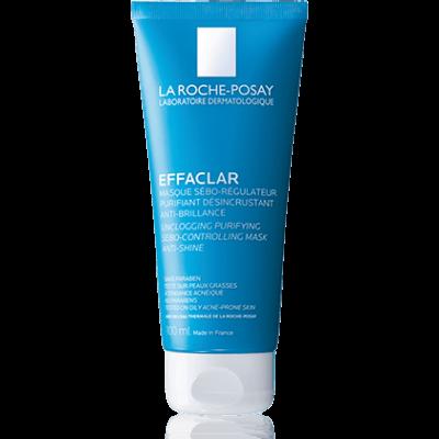 La Roche-Posay Effaclar faggyúszabályzó arcmaszk 100 ml