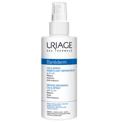 Uriage BARIEDERM CICA CU-ZN Spray 100ml