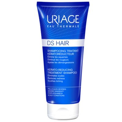 Uriage D.S. Hair Intenzív sampon erősen korpás fejbőrre 150ml
