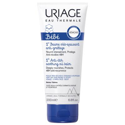 Uriage BABA Bőrnyugtató balzsam 200 ml