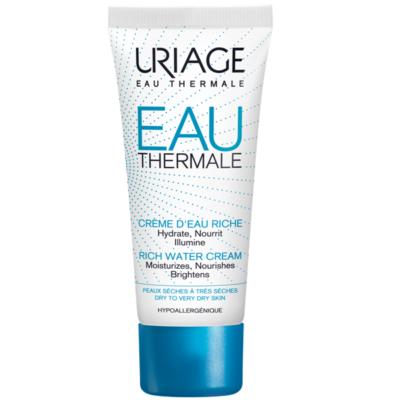 Uriage EAU THERMALE Hidratáló arckrém RICHE száraz bőrre 40ml