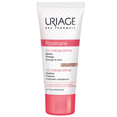 Uriage ROSÉLIANE CC Krém SPF30 kipirosodás/rosacea ellen 40ml