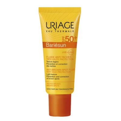 Uriage BARIÉSUN SPOT Pigmentfolt elleni krém SPF50+ 40 ml