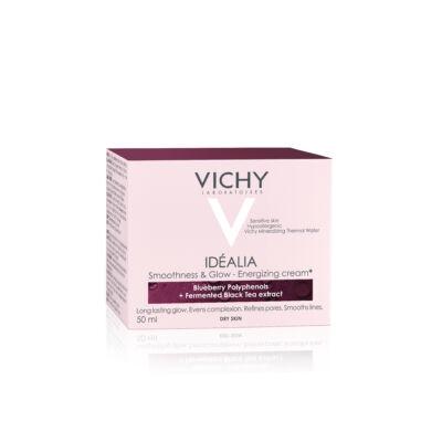 Vichy Idéalia Ragyogást fokozó nappali arckrém száraz bőrre 50 ml