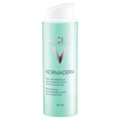 Vichy Normaderm szépítő hatású, hidratáló arckrém bőrhibák ellen 50 ml