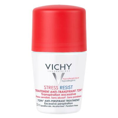 VICHY Izzadságszabályozó Stress Resist 72 órás intenzív golyós dezodor 50ml