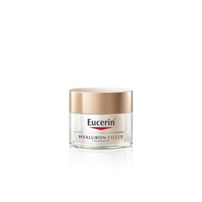 Eucerin Hyaluron-Filler+Elasticity Bőrtömörséget Regeneráló nappali arckrém FF15 50ml