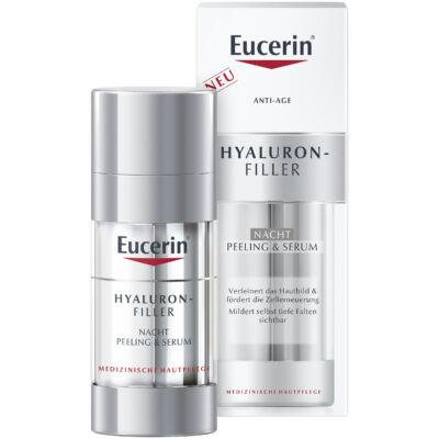 Eucerin Hyaluron-Filler Éjszakai Peeling és Szérum 2x15ml