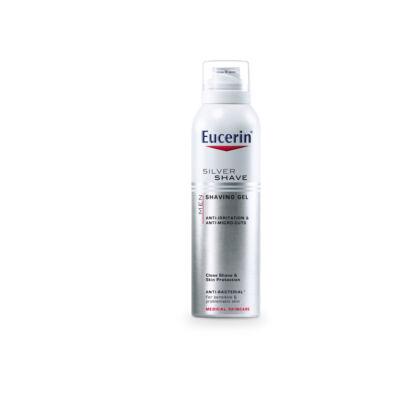Eucerin Men Borotvagél ezüstionokkal 150 ml