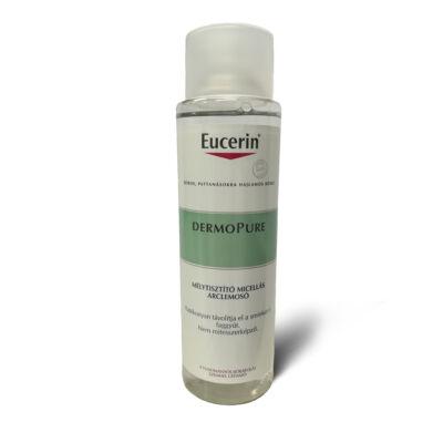 Eucerin DermoPure mélytiszító micellás arclemosó 400 ml