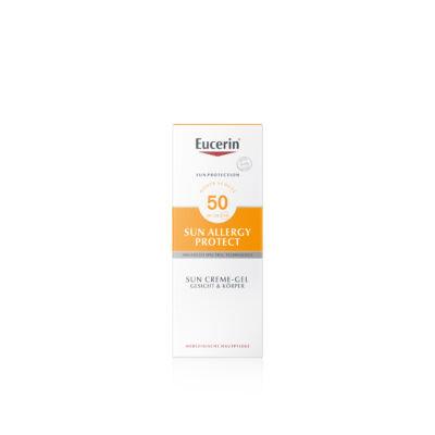 Eucerin Sun Napallergia elleni krém-gél FF50 150ml