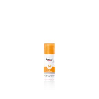 Eucerin Sun Oil Control napozó krém-gél arcra FF50+  50 ml