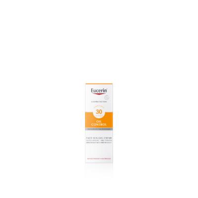 Eucerin Sun Oil Control Napozó Krém-Gél Arcra FF30 50ml