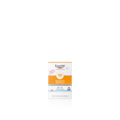 Eucerin Sun Sensitive Protect Gyermek zsebnaptej  FF50 50 ml