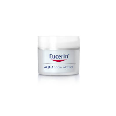 Eucerin AQUAporin ACTIVE Hidratáló arckrém száraz, érzékeny bőrre 50ml