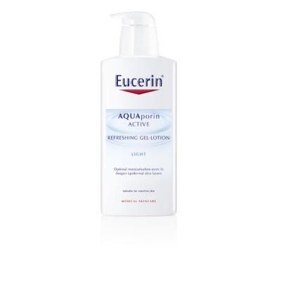 Eucerin AQUAporin ACTIVE Frissítő testápoló (pumpás) 400ml
