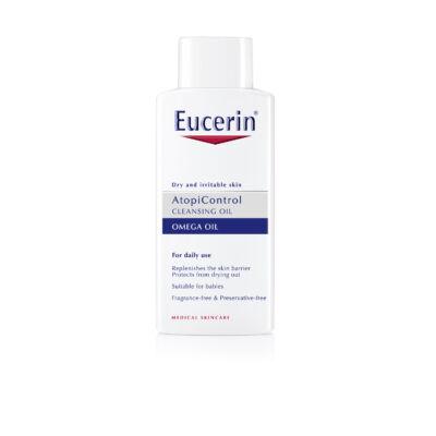 Eucerin AtopiControl Lipid-Olajtusfürdő 400ml