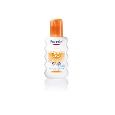 Eucerin Sun Gyermek napozó spray FF50+ 200ml