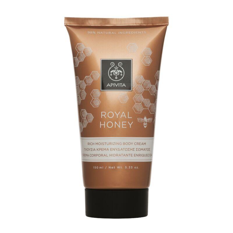 APIVITA Testápoló krém száraz bőrre - Royal Honey