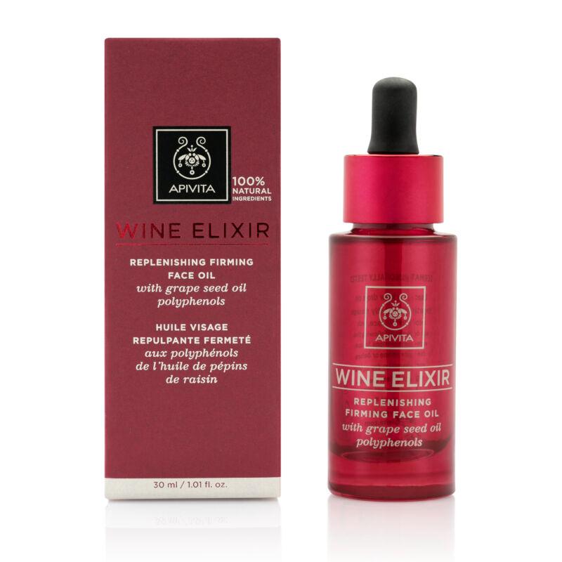 APIVITA WINE ELIXIR - Ránctalanító elixir 30ml