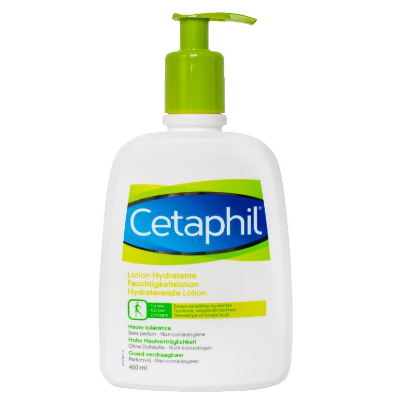 Cetaphil hidratáló testápoló normál és száraz bőrre 460 ml