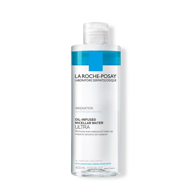 La Roche-Posay Ultra kétfázisú micellás víz 400 ml