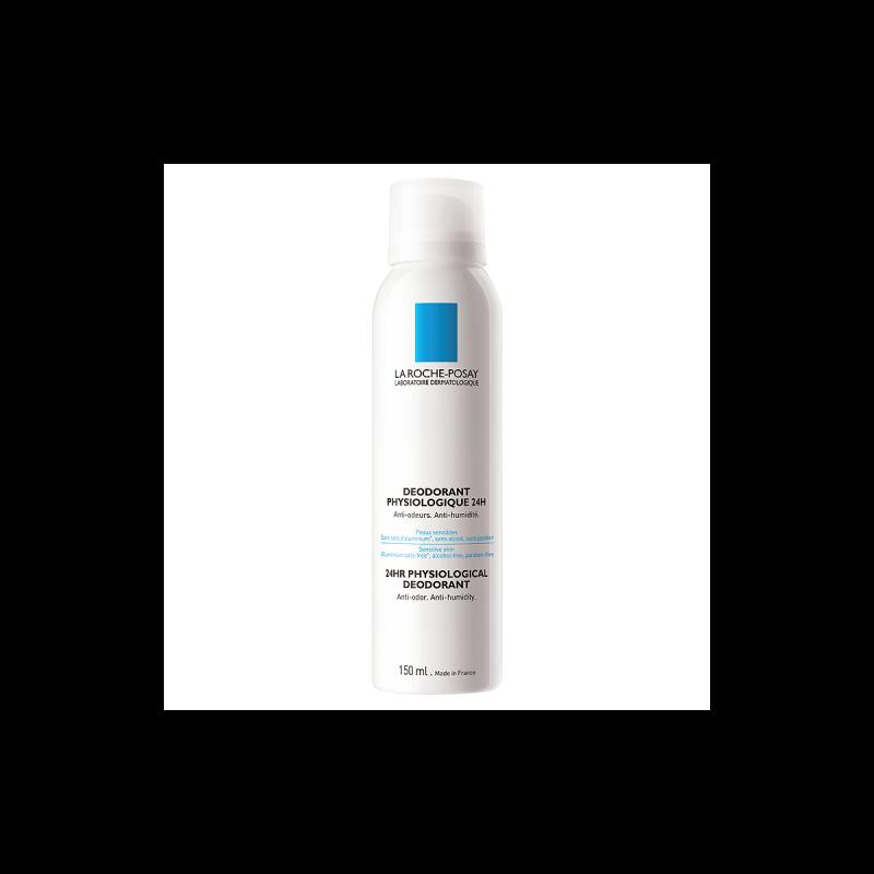 La Roche-Posay Fiziológiás dezodor spray 150ml