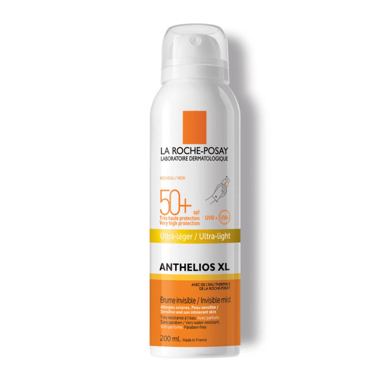 La Roche-Posay Anthelios SPF 50+ Friss Testpermet 200 ml