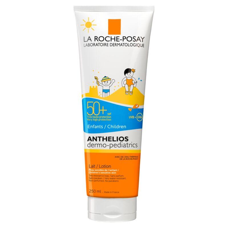La Roche-Posay Anthelios Dermo-Pediatrics gyermek napvédő tej SPF 50+ 250 ml