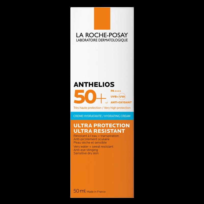 La Roche-Posay Anthelios Ultra komfortérzetet adó krém SPF 50+ 50 ml